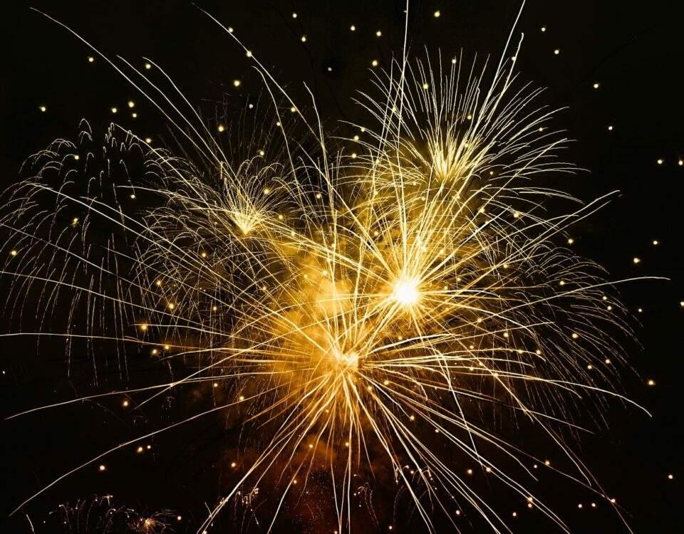 Ano novo em Piratuba